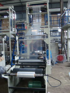 Rotary Die Head Film Blowing Machine pictures & photos
