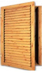 Aluminum Casement Window with Shutter (ZXJH021) pictures & photos