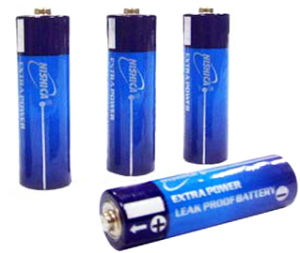 AA /AAA Zinc Carbon Dry Battery (Nishica) pictures & photos
