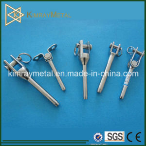 304 and 316 Grade Stainless Steel Wire Rope End Fittings pictures & photos