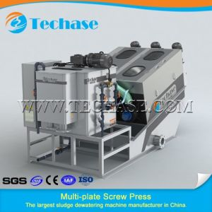 Dryer Sewage Treatment Machine for Reclaimed Water Better Than Belt Press pictures & photos