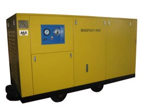 Screw Air Compressor (MOGF10 7 55G)