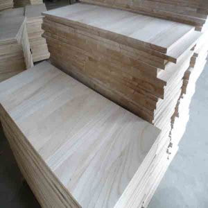 Paulownia Furniture Components