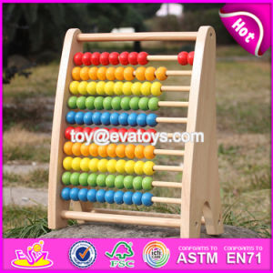 New Design Children Educational Abacus Wooden Counting Toy W12A029 pictures & photos