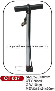 Widely Used Bike Pump Qt-027 of High Quality pictures & photos