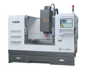 Economical CNC Milling Machine (TX50, 1050x500)