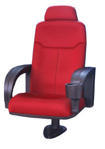 Cinema Seating Theater Seat Auditorium Chair (S21A) pictures & photos