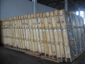 Dark Green Float Glass pictures & photos