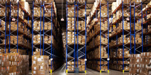 Vna Warehouse Racking System pictures & photos