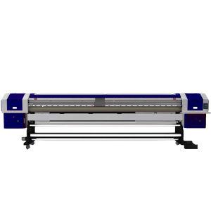 CE Inkjet Printer (8 pieces XAAR382 printheads)