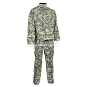 T/C or 100% Cotton Army Combat Uniform ISO Standard pictures & photos