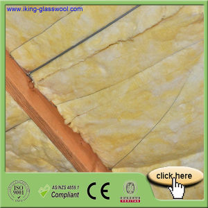 Roofing Insulation Glass Wool Blanket 16kg/M3 pictures & photos