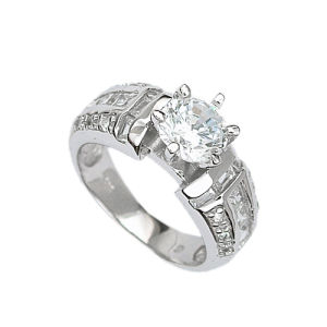 925 Silver Jewelry Ring (210790) Weight 4.5g