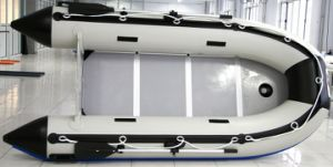 3.2m Fishing Inflatable Boat pictures & photos