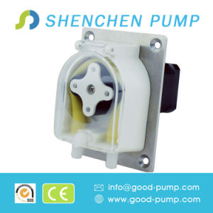 Micro Industrial Peristaltic Pump for Washing Machine pictures & photos