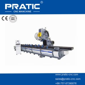 CNC Architecture Profiles Milling Tapping Drilling Machining Center-Pratic pictures & photos
