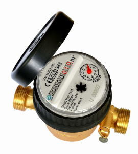 Single Jet Water Meter (D4-8+1) pictures & photos