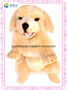 Full Body Puppet Plush Retriever Toy (XDT-0129) pictures & photos