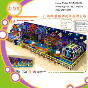Guangzhou Magic Space Indoor Soft Playground pictures & photos