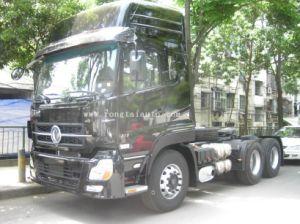 Black DFL4251A Tractor Truck