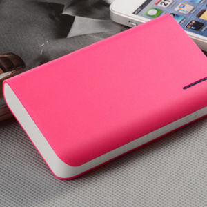 Portable Power Bank Mobile Power Bank 8000mAh LED Light pictures & photos