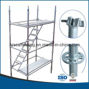 Ringlock System Scaffold for Construction001 pictures & photos