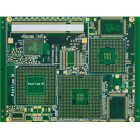 High Quality and Quick Turn Multilayer HDI PCB Board