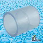 High Quality PVC Clear Socket pictures & photos
