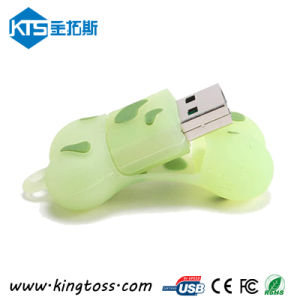 Silicone Cute Gift Mini Bone USB Thumb Drive