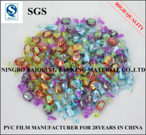 PVC Twist Film for Candy