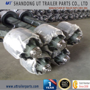 12t 14t 16t Chinese Brand BPW Design Axles for Sale pictures & photos