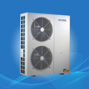 Heat Pump Water Heater Evi for Floor Heating, Air Conditioning and Water Tank Heating, Evi Air Source Heat Pump Water Heater L pictures & photos