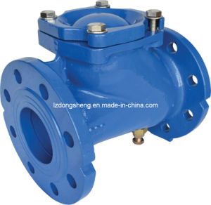 Flange Ball Check Valve with Lifting System pictures & photos