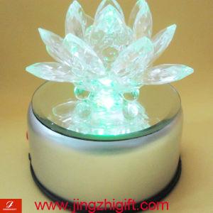 Flashing Light Color Rotation Bottle Glorifier (JZM-149)