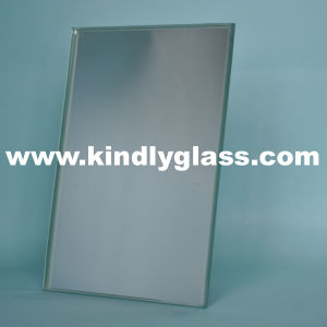 Racetrack Bevelled Edge Mirror