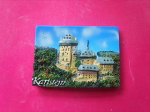 2011 New Fridge Magnet Barcelona (S005)