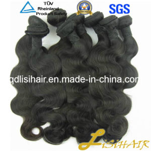 Natural Looking Unprocessed Body Wave Indian Remy Hair