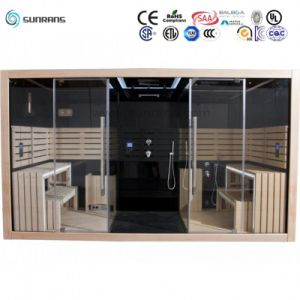 Unique New Design Portable Steam Sauna Room (SR160) pictures & photos