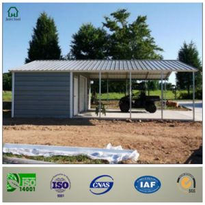 Easy Install Steel Frame Barn