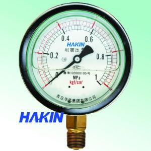 Pressure Meter Mamometer Piezometer Pressure Gauge Y-60