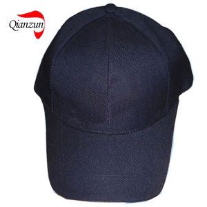 2016 Fashion Dark Cotton 6panels Baseball Hats&Caps pictures & photos