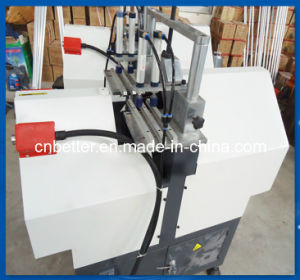 UPVC PVC Window Door Machine for Cutting Glazing Bead
