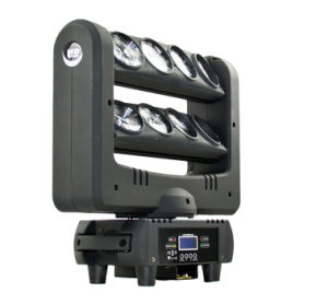 8PCS*10W RGBW Vertical Spider Stage Light (HL-015YT) pictures & photos