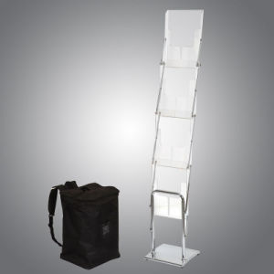 Portable A4 Size ABS Magazine Holder
