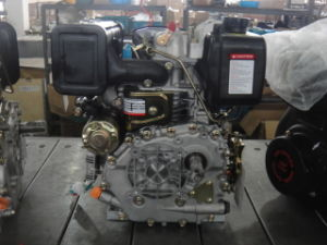 7HP Counter-Clockwise From Flywheel End (Electric Start) pictures & photos