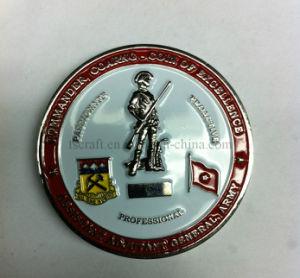 Soft Enamel 3D Souvenir Coins Badges