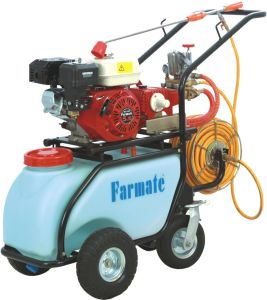 Trolley gasoline engine power sprayer TF-22A/168F-120 pictures & photos