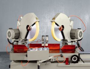 Kt-383c Aluminum Window Double Mitre Saw/ Aluminum Cutting Machine pictures & photos