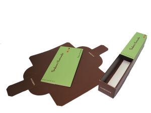 Chocolate Paper Box/Foldable Box/Paper Box/Gift Paper Box/ (CP4050)