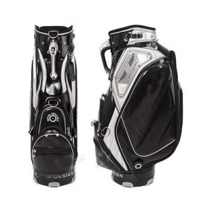 2014 New Design Compact Golf Cart Bag in Black pictures & photos